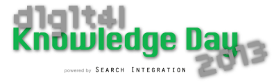 Digital Knowledge Day 2013